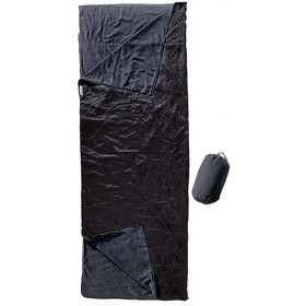 Cocoon Outdoor Blanket/Sleeping Bag, black/slate blue